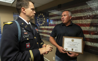 Construction Company Provides Young Vets With Career Opportunities